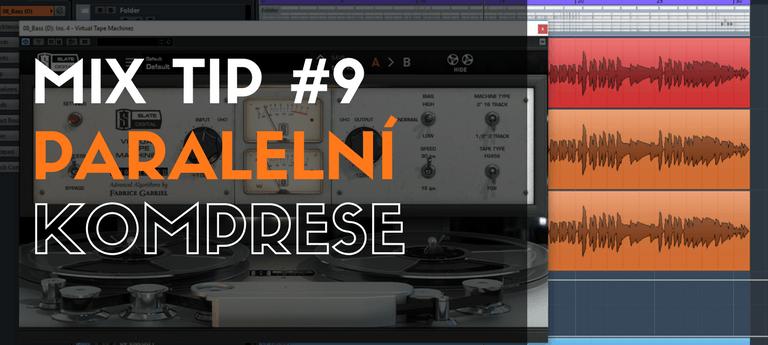 MixTip #9 - Paralelní komprese