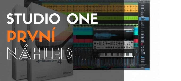 Studio One – První náhled