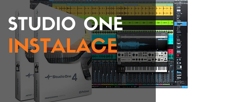 Studio One – Instalace