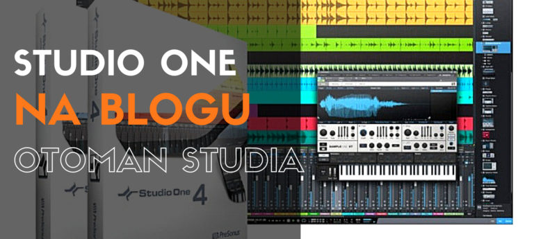 Studio One na blogu oToman Studia