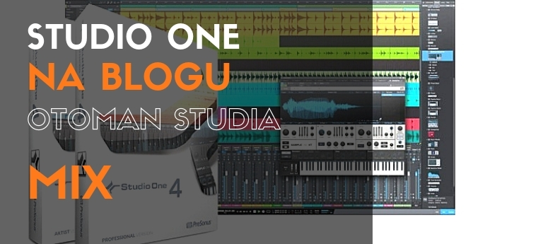 Studio One - Mix